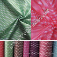 Tissu 100% de microfibre de polyester de vente de haute qualité 100GSM Largeur 150cm pour Hometextile