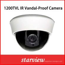 1200tvl IR Caméra de sécurité en plastique CCTV Dome