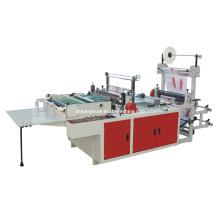 Machine de fabrication de sacs en polyéthylène à commande informatique (RQL-600)