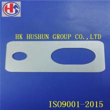 Procédé d'estampillage métallique de précision, pièces d'estampage de tôle galvanisée (HS-MS-005)