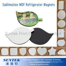 MDF Refrigerator Magnets for Sublimation Printing