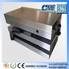Doppel-Sine Permanent Magnetspannplatte Oberfläche