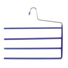 Four Layers Open End Trousers Hanger Space Saving Pants Collectible Hanger