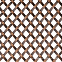 metal  interior screen mesh made from copper wire mesh
