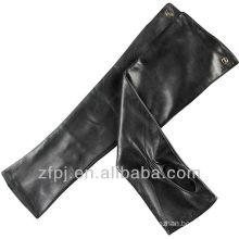 Women's Elegent Fingerless Long Leather Gloves
