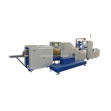 Máquina automática para fabricar bolsas de papel