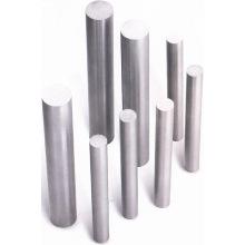 Diâmetro 12 - Rodada inoxidável de superfície preta de 250mm / haste de aço inoxidável