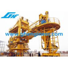 Судно-цистерна для перевозки цемента и химических удобрений