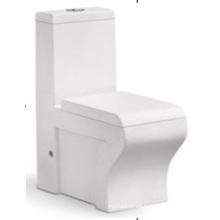 Artículos sanitarios Cuarto de baño Siphonic One Piece Ceramic Toilet (6212)