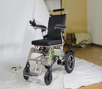 Conveniently automatic folding wheelchair (3)