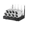 Беспроводные IPC H.264 NVR Комплекты безопасности для IP-камеры заводская цена