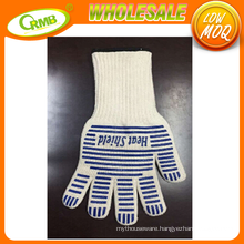 Profesional cotton barbecue gloves for cooking