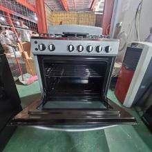 Forno independente de fogão a gás de alta qualidade com aparelhos de padaria para pães e grelhados