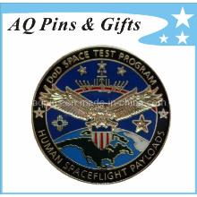 3D imitação Cloisonne Metal Police Badge (badge-001)