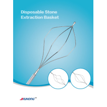 Duodenoscope Ercp Biliary Stone Extraction Basket