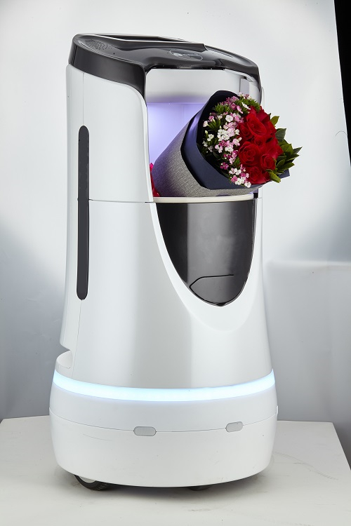 Hotel Robot Intelligent Multi-function