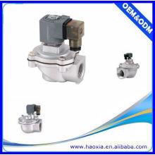 Aluminiumlegierungsmaterial 1 Zoll Luftpulsventil 12v Solenoid für guten Preis