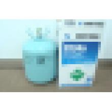 R134A Gás Refrigerante 13.6kg / 30lb NW Marca de energia de neve para ar-condicionado