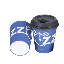wholesale factory price printed hot coffee cup