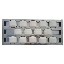 Bouclier thermique en acier inoxydable de 18 pouces