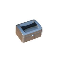 Wholesale metal Safety deposit money box toy box cash register