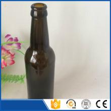 330ml / 500ml / 650ml / 750ml Botella de vino marrón, botella de cerveza de vidrio
