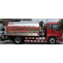Sinotruk HOWO 10 ton asphalt spray truck