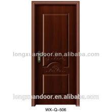 Puerta de madera interior insonorizada