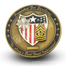 США оптовая качественная металлическая монета