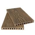 Деревянные Пластичные Составные Доски Настила,Ламинат Пол Decking Для Напольного Использования