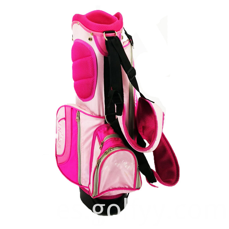 Children's Polyester Golf Bag