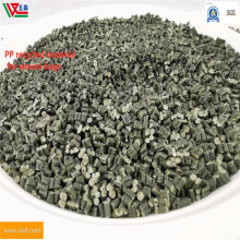 Black and White Polypropylene Particles, PP for Woven Bags