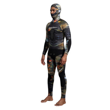 Trajes de neopreno Seaskin Long Sleeves Submarino Buceo Pesca submarina