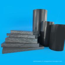 Barre de PVC rigide de taille personnalisée usinée