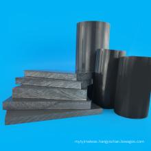 Machined Customized Size Rigid PVC Bar