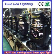 best price model spot beam wash 280w 10r sharpy moving head lighting