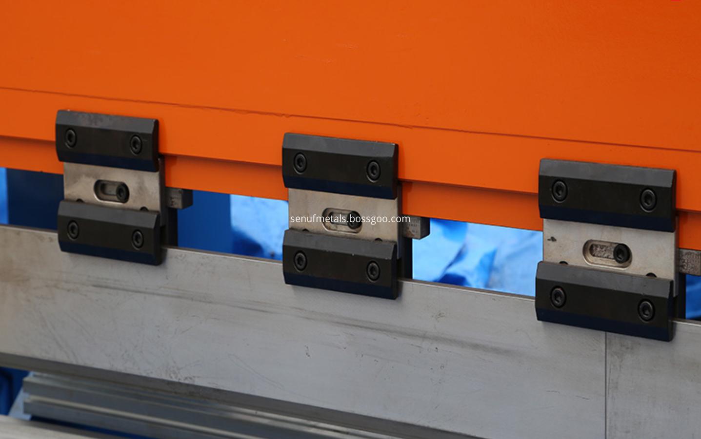 cnc metal press brake bending machine (4)
