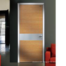 Hotsale PVC Toilet Door PVC Door with Glass