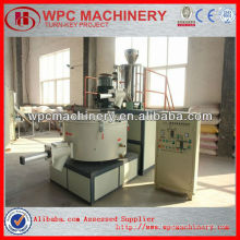 Máquina de mistura de madeira e plástico /SRL.Z 500/1000 Máquina de mistura à frio quente