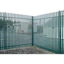 Clôture en treillis métallique galvanisé et revêtu de PVC ISO9001 (prix du fabricant)