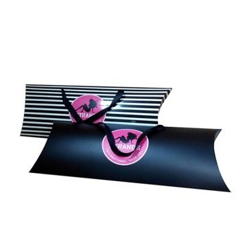 Пользовательские подушки коробки для наращивания волос
