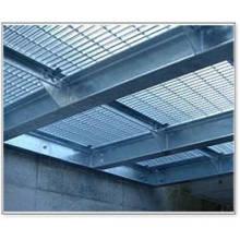 Hot Sale Plain Steel Grating for Suspended Ceiling