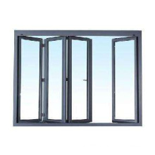 WANJIA Aluminum sliding windows price aluminum accordion windows