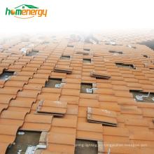 Система крепления солнечных батарей из алюминиевого сплава Солнечная система крепления на крыше Солнечная система монтажа Гуанчжоу