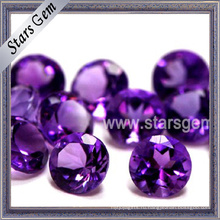 Южная Африка Происхождение Идеальный Фиолетовый Природный Аметист Камень