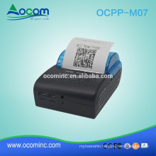 OCPP-M07 Latest bluetooth receipt thermal printer with 57*50mm paper holder