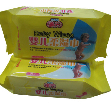 72PCS Baby Wet Wipes Handtuch