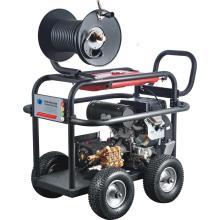 Lavadoras móviles de alta presión de gasolina