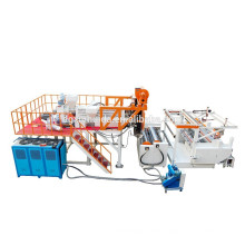 High Speed LDPE Cast Stretch Film Machine with Vacuum Pump