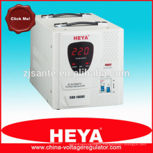 LED Display Relay Type Portable Type automatic voltage stabilizer